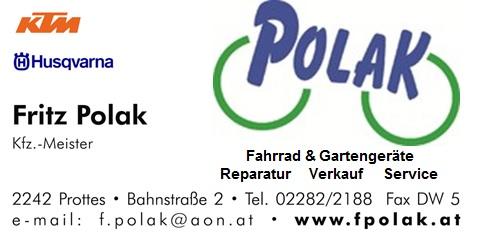 Zweirad Fritz Polak Prottes
